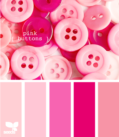 Pink Buttons from Design-Seeds.com