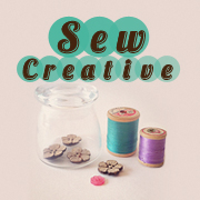 Sew Creative Blog Button