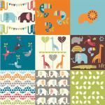 Safari Soiree Cheater from Birch Fabrics
