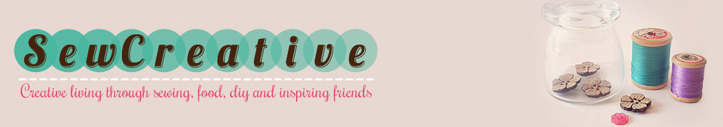 Sew Creative Blog Header