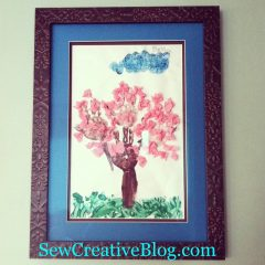 Weekly Inspiration- Handprint Art Projects For Kids