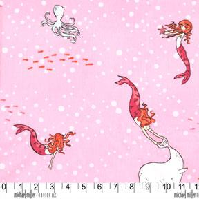 Mermaid Play Blossom by Sarah Jane