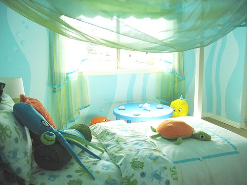 child 39 s room inspiration under the sea mermaids hello creative