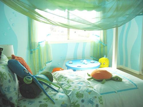 Child S Room Inspiration Under The Sea Amp Mermaids Hello