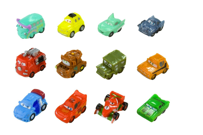 Plastic Easter Eggs Cars Squinkies