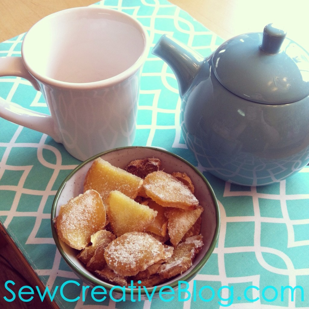 Crystallized Ginger Recipe Perfect Sore Throat Remedy or for baking 3