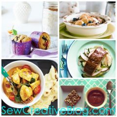 Weekly Inspiration- 5 Healthy Recipes from Today's Parent