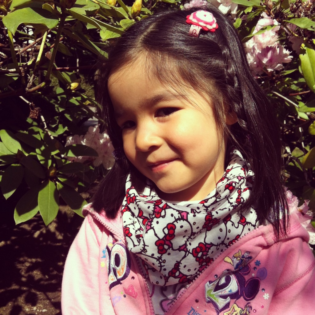 10 Minute Children's Infinity Scarf Sewing Tutorial and Pattern