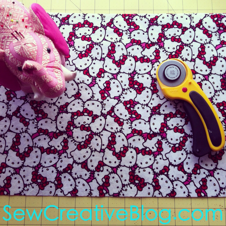 Rabbit Sewing Pattern7.5 inch