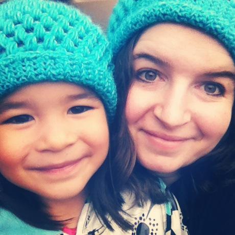 Crocheted Kids Slouch Hat Pattern From Sew Creative 5