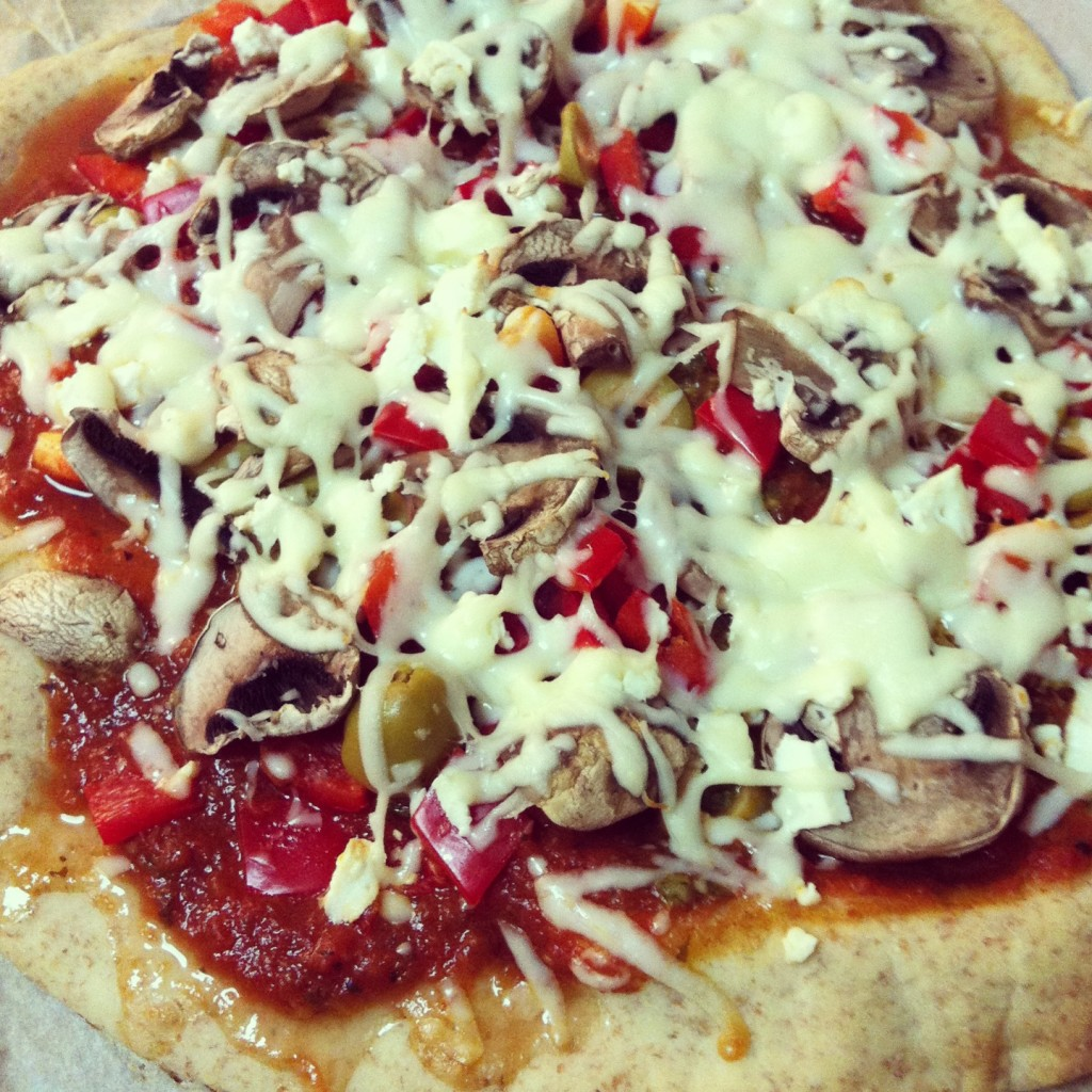 Homemade Whole Wheat Pizza Dough Recipe From Sew Creative Blog