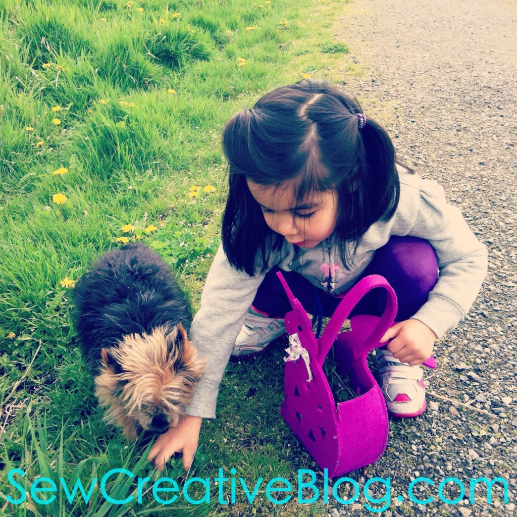 Kids Nature Walk and Found Object Collage Project Perfect For Earth Day 11