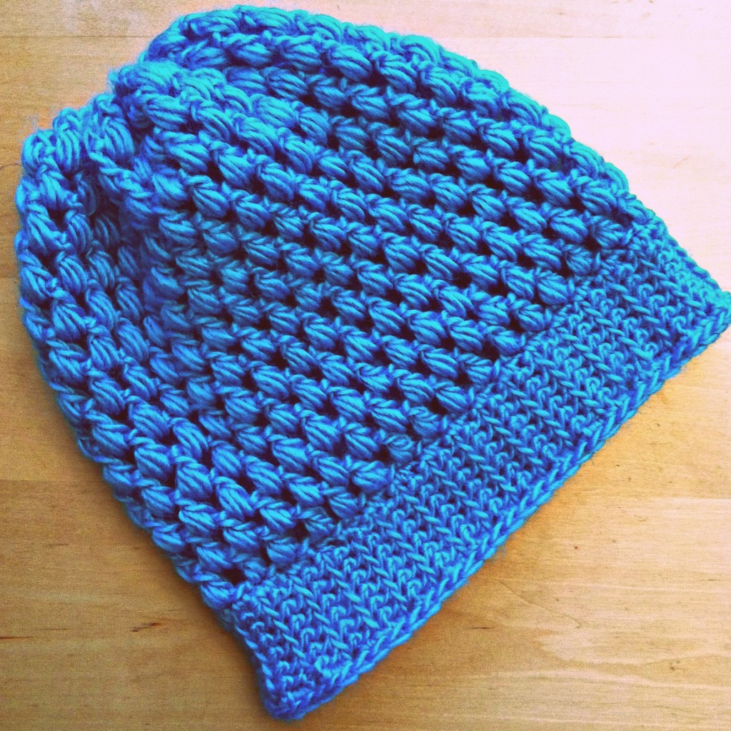 Sew Creative Crocheted Kids Slouch Hat Pattern