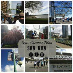 Fun at the Vancouver Sun Run