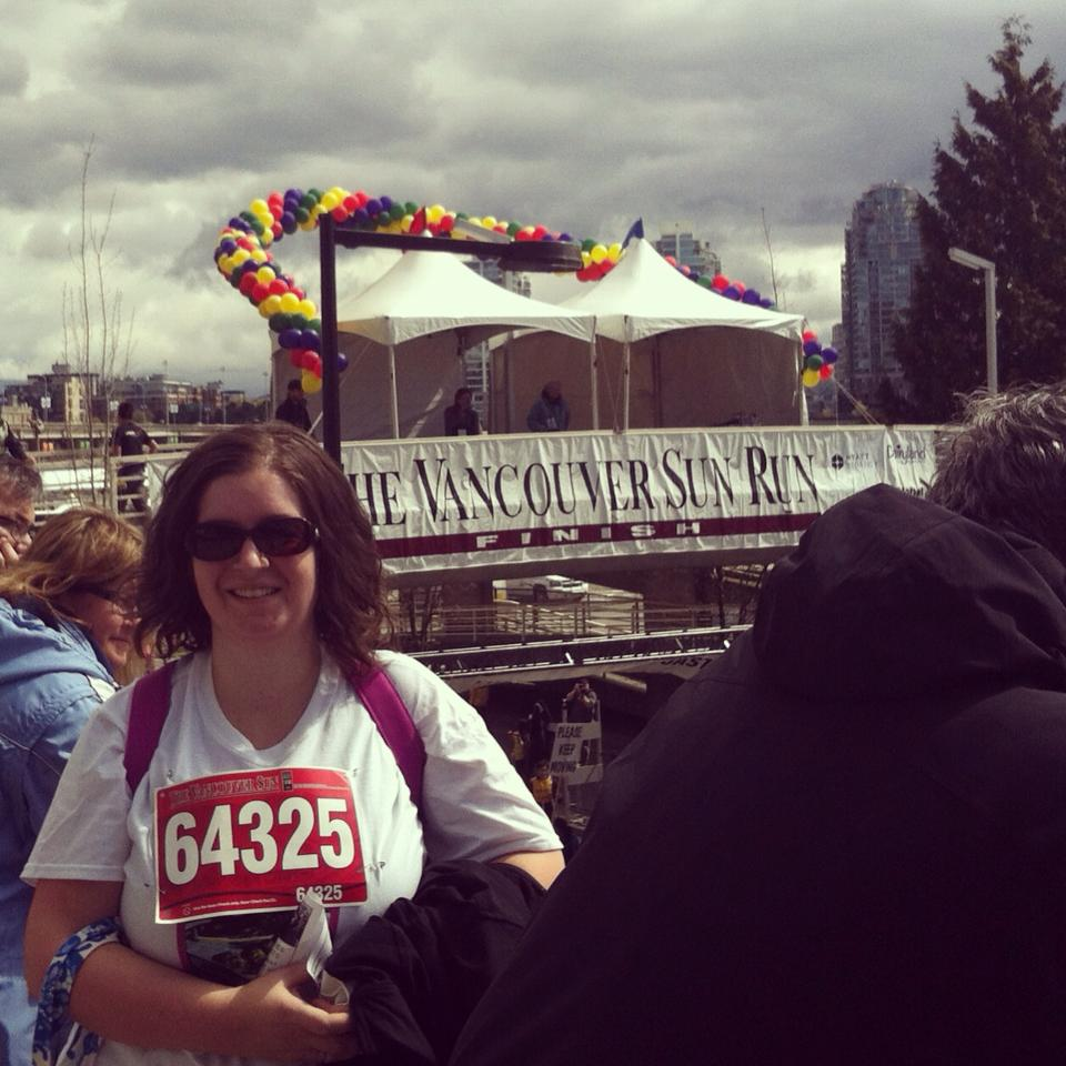 Sew Creative Fun at the Sun Run 26