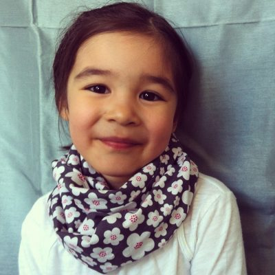 Kid's Double Loop Infinity Scarves Up In My Shop Lilikoi Lane