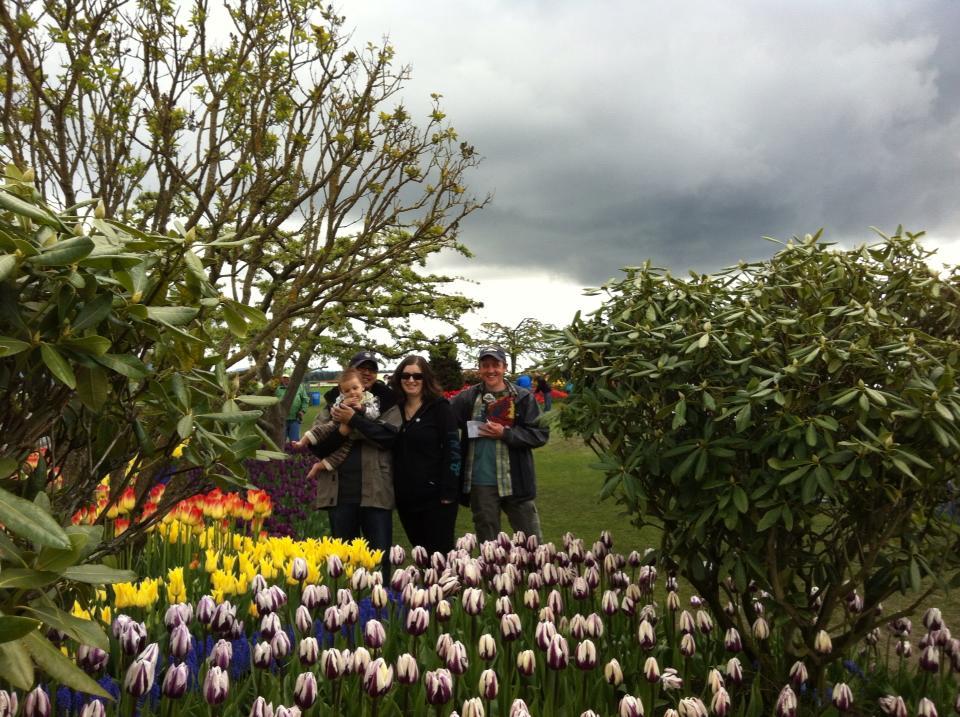Tulip Festival Sew Creative 4