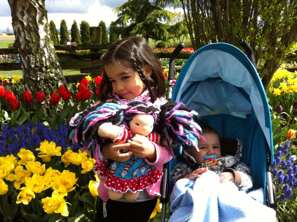 Tulip Festival Sew Creative