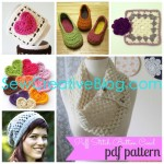 Weekend Inspiration Crochet Patterns and Projects from Sew Creative Blog