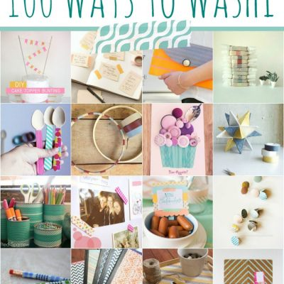 Weekly Inspiration- DIY Projects for the Long Weekend
