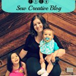 Crystal from Sew Creative & her Kids on Mothers Day