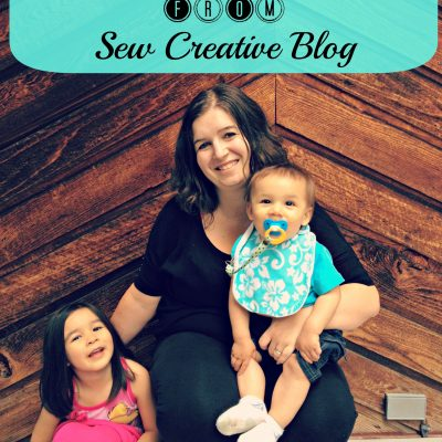 Happy (belated) Mother's Day from Sew Creative