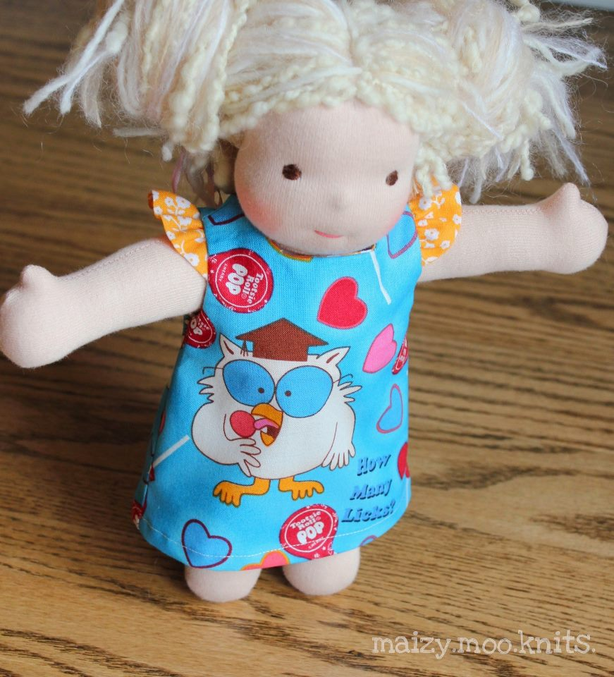 Maizy Moo Blow Pops Dress