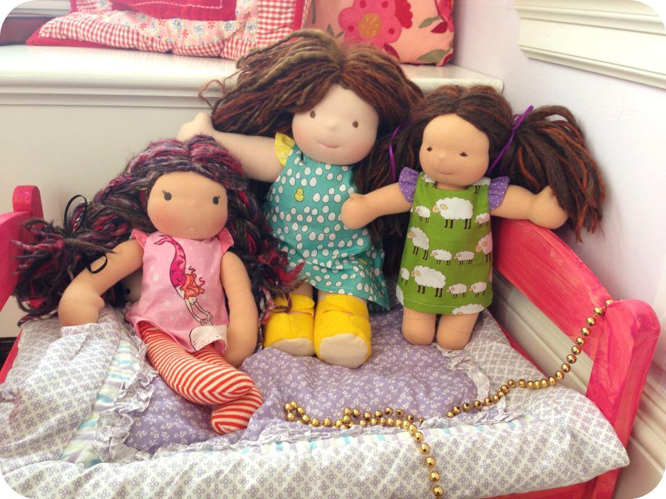 Maizy Moo Dolls