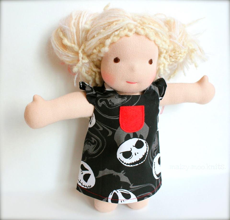Maizy Moo Jack Dress