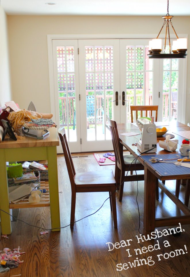 Maizy Moo Sewing Corner