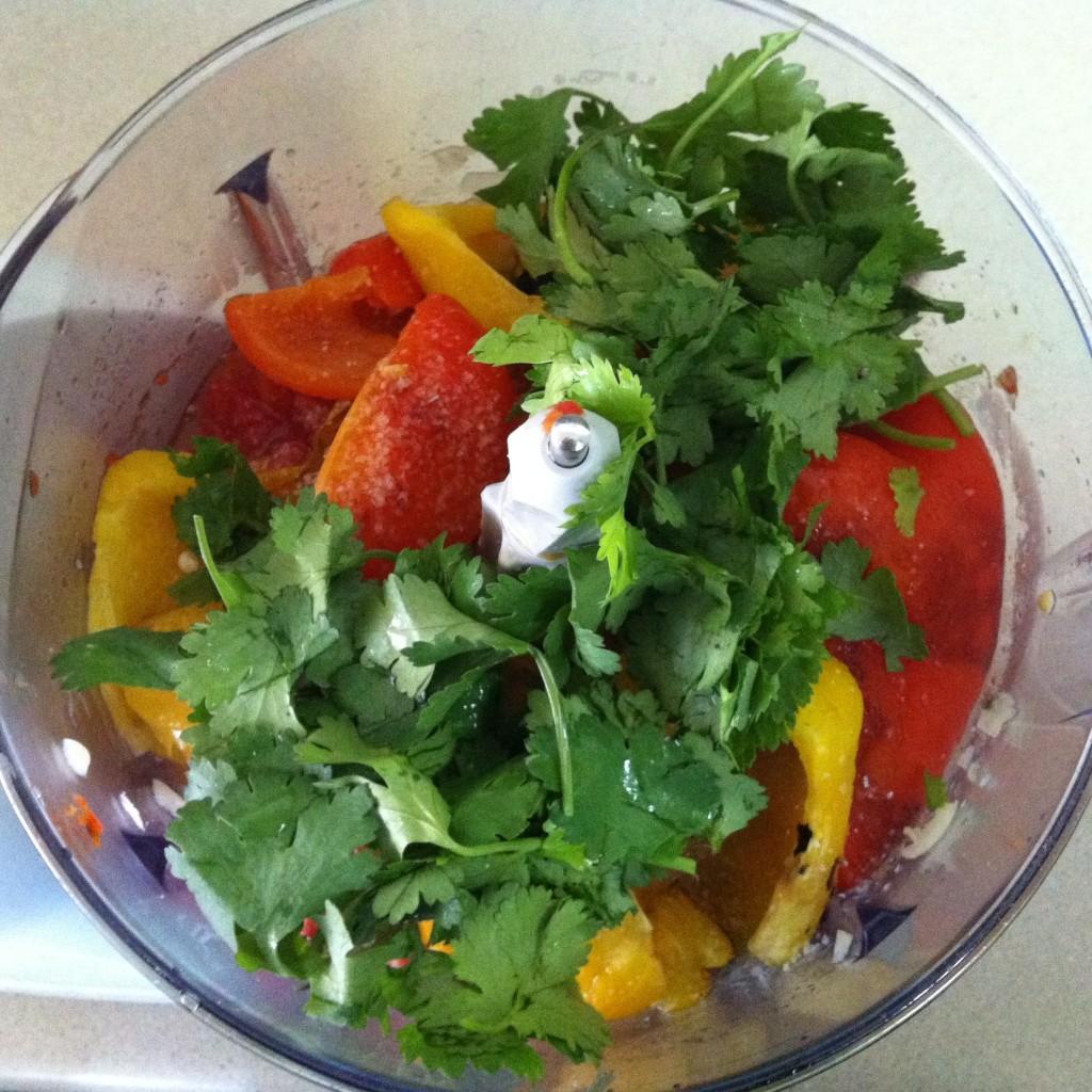 Sew Creative's Fire Roasted Salsa Recipe 4