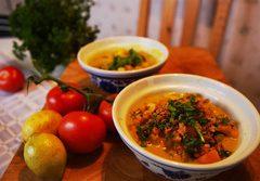 Crockpot Chicken Tortilla Soup Recipe from Guest PinkWhen