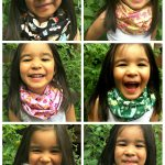 Handmade Infinity Scarves for Kids Available at Lilikoi Lane