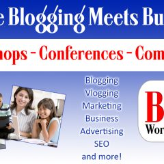 Online Blogging Conference Through The Blog Workshop