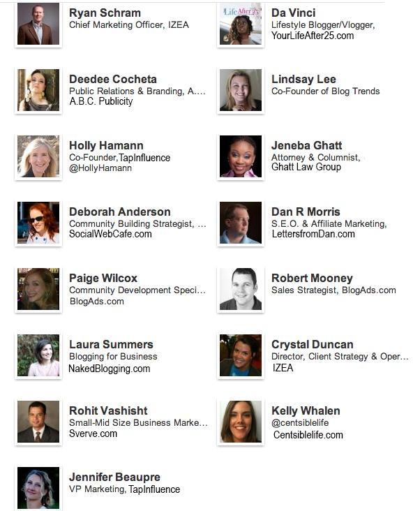 #TBWC13 Speakers