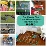 7 Hot Wheel and Toy Car Projects Your Kids Will Love