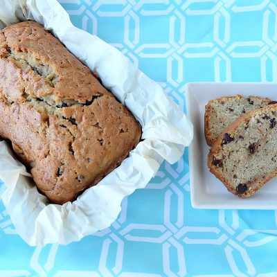 We're not exaggerating when we say that this is the BEST Chocolate Chip Zucchini Bread Recipe you'll ever taste! Give it a try and tell us if you agree! This family friendly recipe is one that we've been baking for years and we know that your family will love it just as much as ours does! #Baking #Recipe #Zucchini #Bread