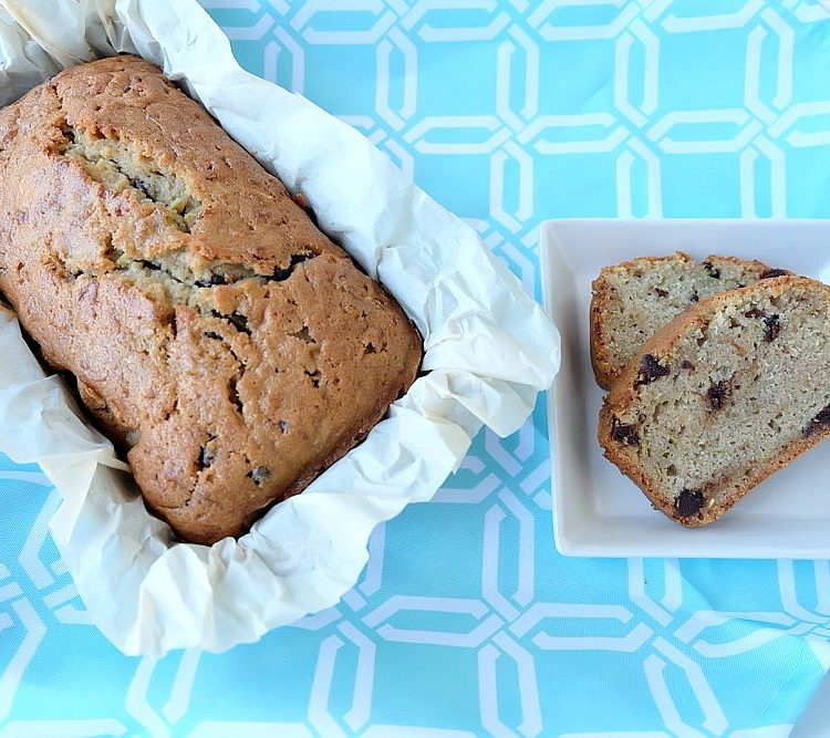 The Best Chocolate Chip Zucchini Bread Recipe You'll Ever Taste