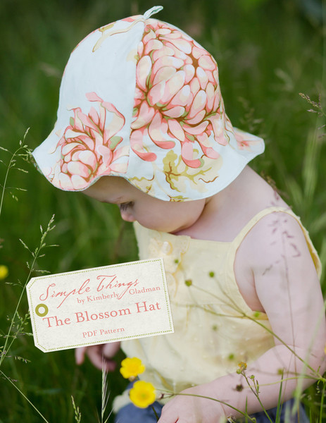 The Blossom Hat Pattern Photo