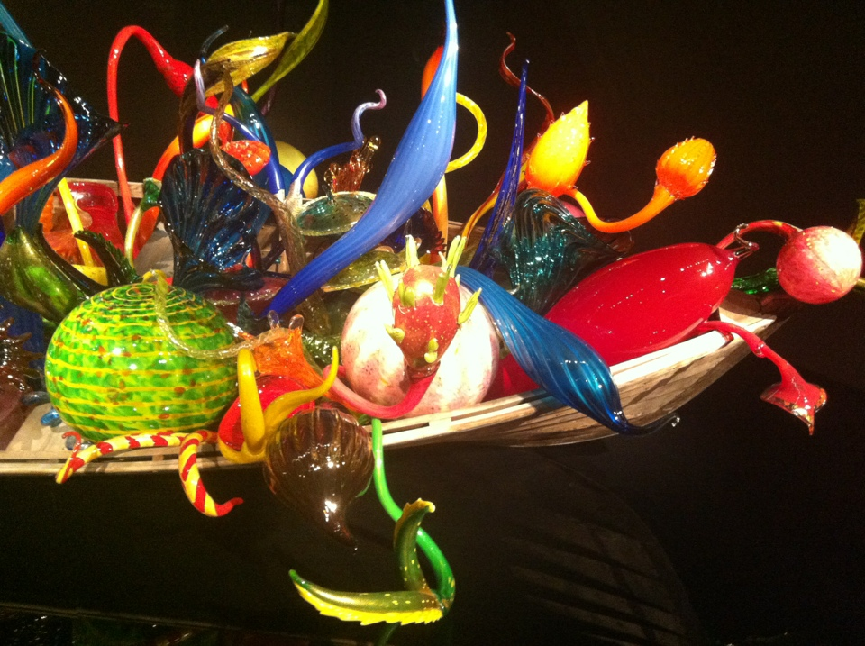 Chihuly Boat Room 3