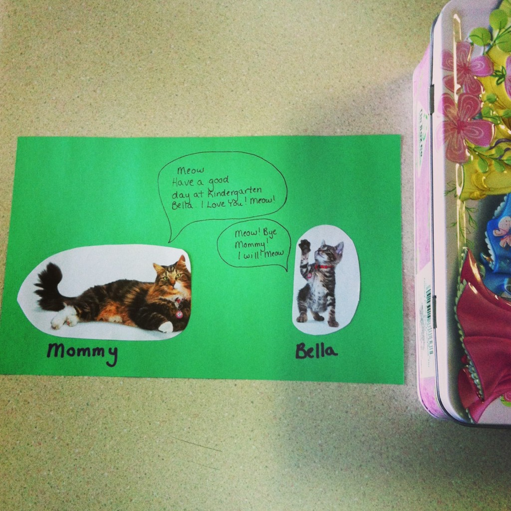 DIY Lunch Box Notes In Minutes 2