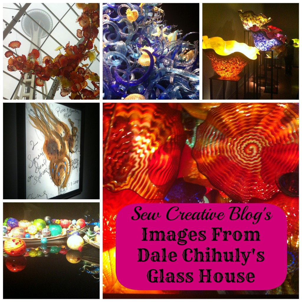 Images from Dale Chihuly Glass House Garden and Glass