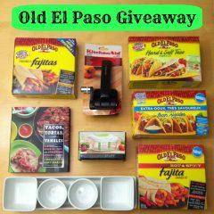 Old El Paso Giveaway