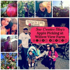 Mommy Monday- Apple Picking at Willow View Farms