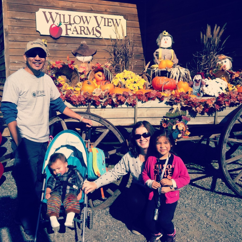 Apple Picking at Willow View Farm 15