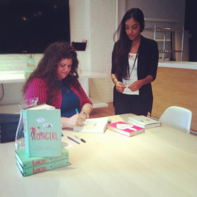 Indigo Signing