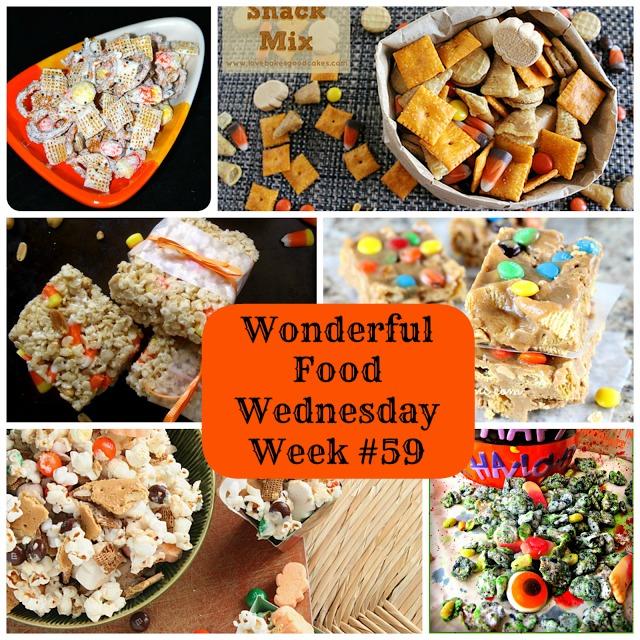 Wonderful Food Wednesday Week 59