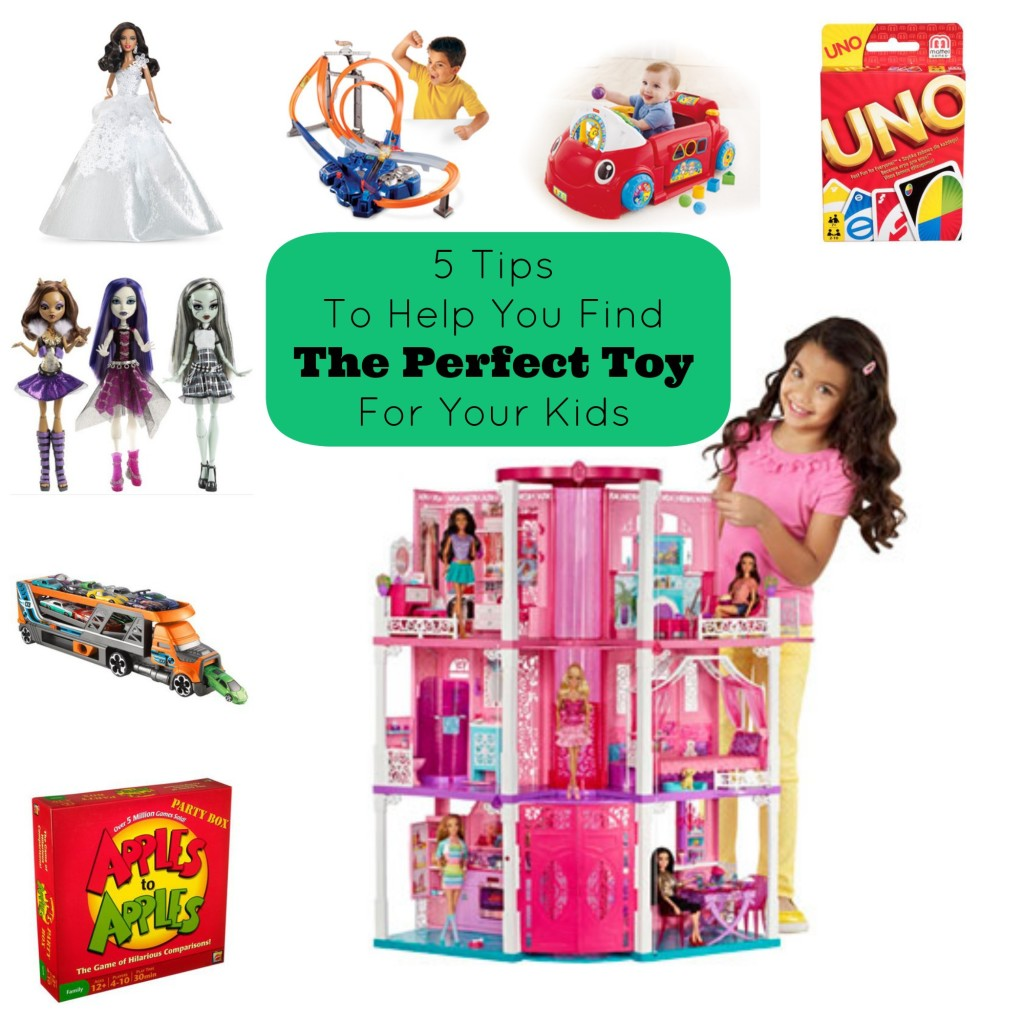 5 Tips to Help You Find The Perfect Toy For Your Kids 2