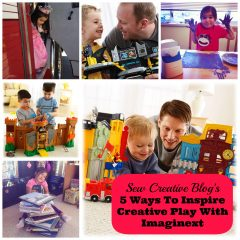 5 Ways to Encourage Imaginative Play with Imaginext