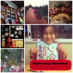 Exploring Christmas Through The Eyes of a Child